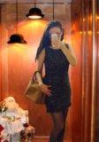 Платье dolce & gabbana 42-44 р. шерстяное. Фото 1.