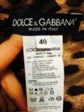 Платье dolce & gabbana 42-44 р. шерстяное. Фото 4.