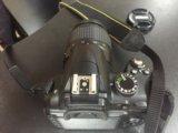 Фотоапарат nicon d 3000. Фото 2.