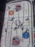 Настольный хоккей. Фото 1.