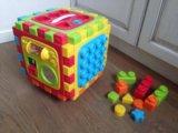 """Playgo развивающий центр """"разборный куб"""" с 6 мес. Фото 2."""