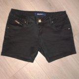 Шорты джинс. Фото 2.