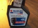 Масло suzuki marine. Фото 1.