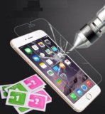 Защитные стекла на самсунги и айфоны. Фото 1.