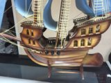 Корабль ручной работы. Фото 2.