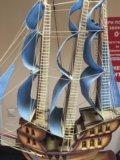 Корабль ручной работы. Фото 3.