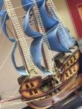 Корабль ручной работы. Фото 4.