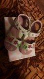 Новые сандалики. Фото 2.
