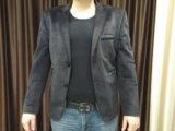 Вельветовый пиджак. Фото 1.