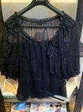 Блуза нм. Фото 1.
