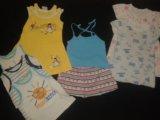 Пакет вещей для девочки 80-86. Фото 4.