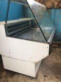 Холодильная витрина. Фото 2.