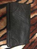 Клатч, сумка из натуральной кожи. Фото 1.