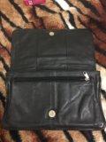 Клатч, сумка из натуральной кожи. Фото 2.