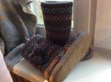 Домашние тапки-угги. Фото 3.