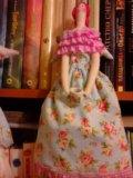Куклы тильды. Фото 1.