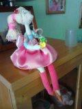 Куклы тильды. Фото 4.
