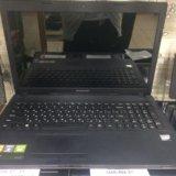 Ноутбук lenovo g505. Фото 1.