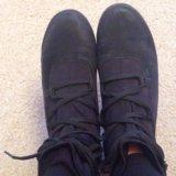 Ботинки на молнии сзади. Фото 3.
