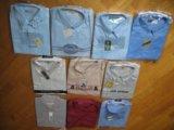 Мужские рубашки, 10 штук. 42/43 по вороту. Фото 2.