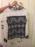 Блуза 38 р e.levy. Фото 2.