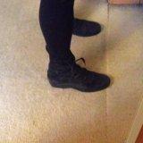 Ботинки на молнии сзади. Фото 4.