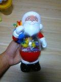 Дед мороз с игрушками. Фото 1.