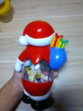 Дед мороз с игрушками. Фото 2.