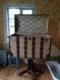 Старинный сундук. Фото 2.