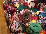 Сумка ju-ju-be ( hobobe) хобоби с крепежами. Фото 2.