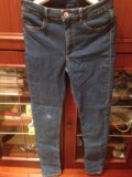 H&m джинсы. Фото 1.