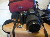 Зеркальный фотоаппарат nikon d3000. Фото 2.