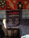 Джоггеры pull & bear. Фото 2.
