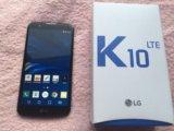 Lg k10 lte новый. Фото 1.
