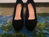 Замшевые туфли!. Фото 2.
