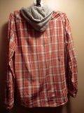 Рубашка cedarwood state с капюшоном. Фото 1.