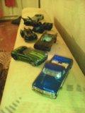 Машинки 7 шт. Фото 2.