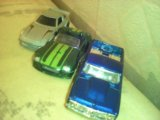 Машинки 7 шт. Фото 3.
