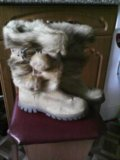 Сапоги зимние,новые. Фото 1.