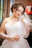 Свадебное платье. Фото 1.