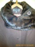 Пальто жен зимнее. Фото 2.