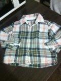 Рубашка на мальчика. Фото 1.