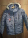 Куртка на подростка 9-10 лет. Фото 1.
