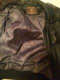 Куртка из натуральной кожи. Фото 2.