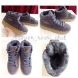 Новые зимние кроссовки. Фото 1.