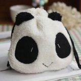 "Рюкзак плюшевый ""панда"" + сумочка и пенал. Фото 4."