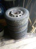 Зимние колеса r15. Фото 4.