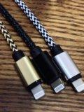 Usb кабели для iphone и ipad. Фото 4.