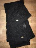 Шапка и шарф prada. Фото 1.