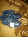 Ботинки на мальчика. Фото 2.